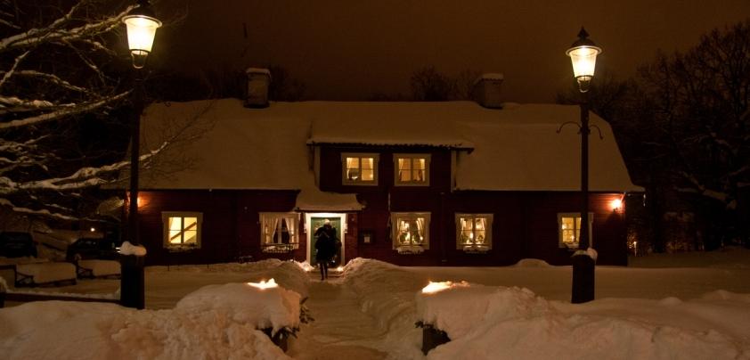 Pilkrog Vinterbild
